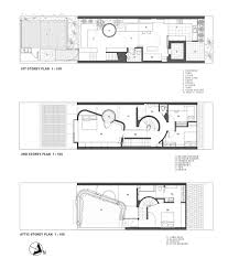 Common House Floor Plans by Gallery Of Alleyway House Formwerkz Architects 15
