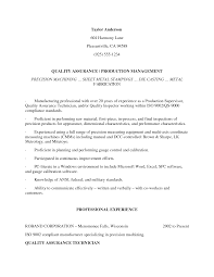 water quality technician cover letter