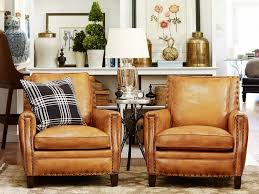 Leather Chairs Living Room by Brown Leather Chair Furniture Some Advantages Of Leather Chairs