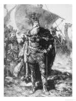 diferencias de la corte barbara a la corte vikinga - 2771-78