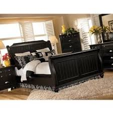 Ashley Furniture Bedroom by Ashley Furniture Cavallino Bedroom Set With Mansion Poster Bed