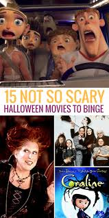 here are 15 of the best not scary halloween movies you can buy or