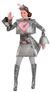 Patriotic Halloween Costumes Robot Woman Costume Robot Costumes Woman Costumes