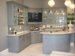 Cabinets For The Kitchen Stylish And Cool Gray Kitchen Cabinets For Your Home