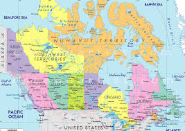 Hamilton Canada Map Map Of Canada With All Cities And Towns Google Search Canada