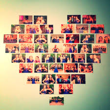a cute way to hang pictures up in your room love pinterest