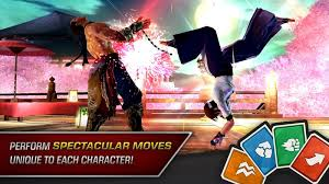 download tekken v0 3 apk mod unlocked money data obb full