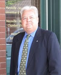 David Cox by Mayor David Cartmell U2013 City Of Maysville