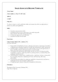 Resume Retail Template Crafty Design Retail Skills For Resume 5 Sales Assistant Cv