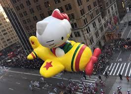 thanksgiving parade balloons macy u0027s thanksgiving day parade 2015 photos millions attend