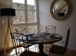 saint malo intra muros individual apartment with garage saint