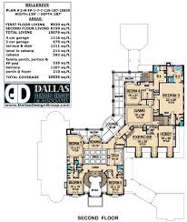 Cabana House Plans by Bellerive Dallas Design Group