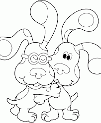 sanjay and craig coloring pages blues clues coloring pages to print coloring home