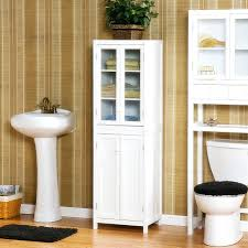 Bathroom Storage Shelves Over Toilet by Furniture Bathroom Towel Cabinet Narrow Bathroom Cabinet