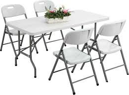 Wholesale Patio Dining Sets by Patio Furniture Folding Table And Chairs Folding Patio Table For