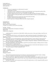 Janitor Sample Resume by Bullet Style Resume