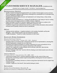Journeyman Electrician Resume Sample by Customer Service Resume Samples U0026 Writing Guide
