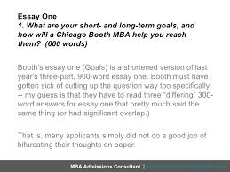 Writing MBA Admission Essay Tips  Sample MBA Essays Home