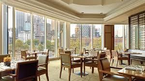 Private Dining Room Melbourne Melbourne 5 Star Langham Restaurant The Langham Melbourne
