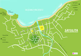 Sierra Madre Occidental Map Sayulitalife Com Has A Great Assortment Of Sayulita Maps To Find
