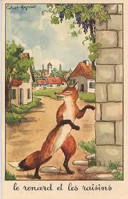 le renard et les raisin, avec Jean Proulx