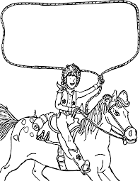 go west amelia bedelia on the horse coloring page wecoloringpage
