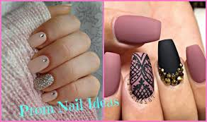 prom nail trends nail ideas for prom youtube