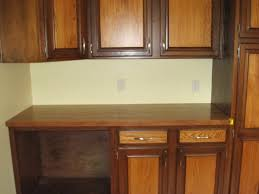 Kitchen Cabinet Refacing Before And After Photos Easy Kitchen Cabinet Resurfacing All Home Decorations