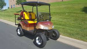 mn gopher e z go rxv 48v electric golf cart