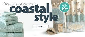Coastal Bathroom Accessories by Bath Accessories U0026 Bathroom Sets Walmartcom Coastal Collection