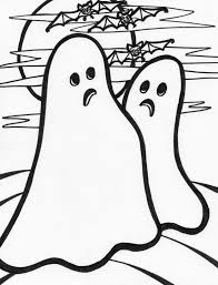 halloween ghost clipart black and white coloring pages ghosts coloring pages and clip art free and printable