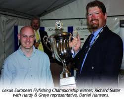 """There are many great anglers taking part from all over the world and we would like to congratulate Richard Slater as this year\u0026#39;s winner."""" - Richard_Slater_964301382"""