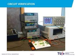 Master thesis presentation SlideShare CIRCUIT VERIFICATION  MSM ELECTRICAL ENGINEERING PAGE