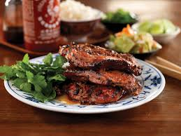 vietnamese country style rib pork food service