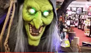 spirit halloween vip animatronic tour 2nd visit youtube