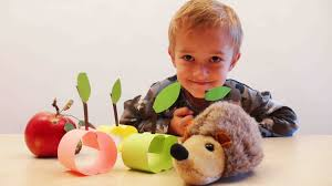paper craft for kids paper apples easy paper crafts paper craft