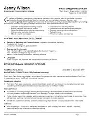 Communications Specialist Resume Resume Template Communication On Brefash