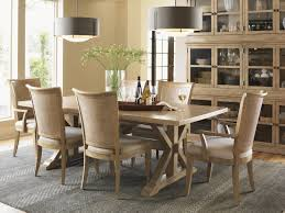 monterey sands walnut creek dining table lexington home brands