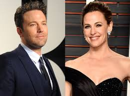 Exes Ben Affleck and Jennifer Garner Were Both at the Vanity Fair     E  Online Ben Affleck  Jennifer Garner  Vanity Fair Oscars Party