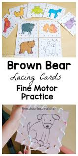 Halloween Preschool Printables 25 Best Lacing Cards Ideas On Pinterest Preschool Number