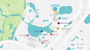 Map Of Downtown Disney Orlando by Hilton Orlando Buena Vista Palace Walt Disney World Hotel