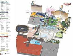 Vegas Monorail Map Mandalay Bay Map Las Vegas Virginia Map