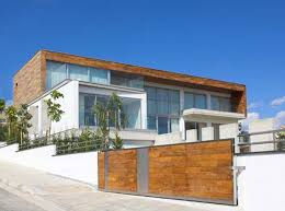 modern wooden house sigg exterior decor