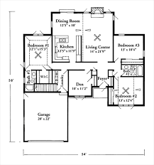1500 sq ft ranch plans homes zone