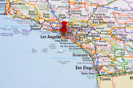 Los Angeles County Map by Fireline Broadband Contact Us