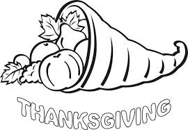 thanksgiving day coloring pages getcoloringpages com