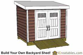 Plans For Building A Wood Storage Shed by 8x10 Shed Plans Diy Storage Shed Plans Building A Shed