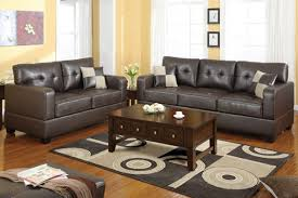 Black Leather Couch Living Room Ideas Living Room Living Room Furniture Small Sectional Sofa And