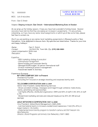 Recruiting Resume Examples by Recruiter Resume Example Best Free Resume Collection
