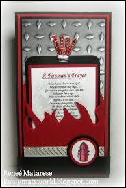 69 best fireman cards images on pinterest firefighters firemen
